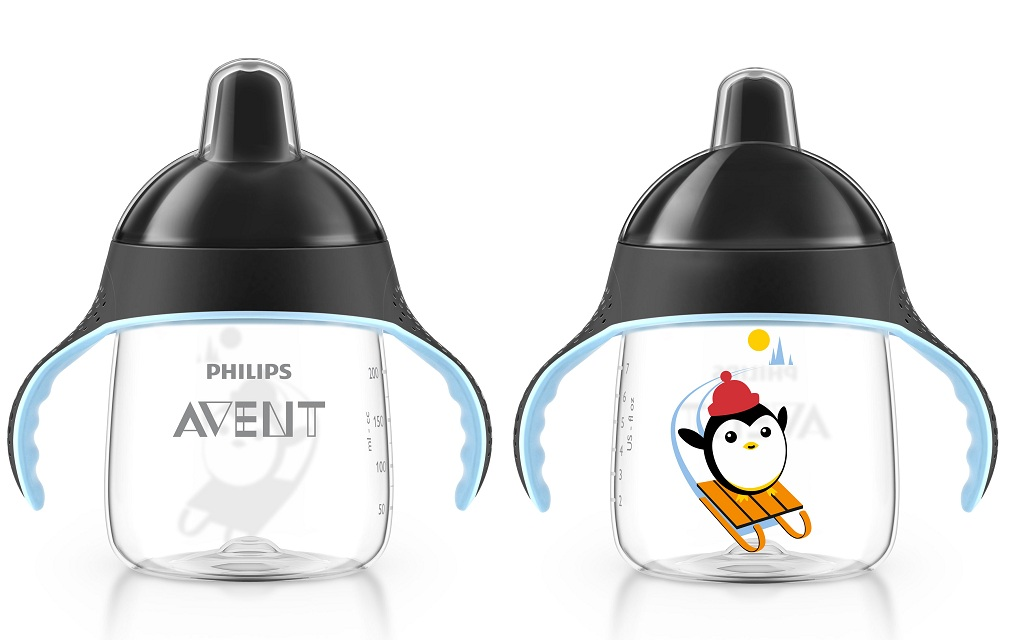 Avent My Penguin Sippy Cup Premium Spout Cup 12m+ 260ml 9oz