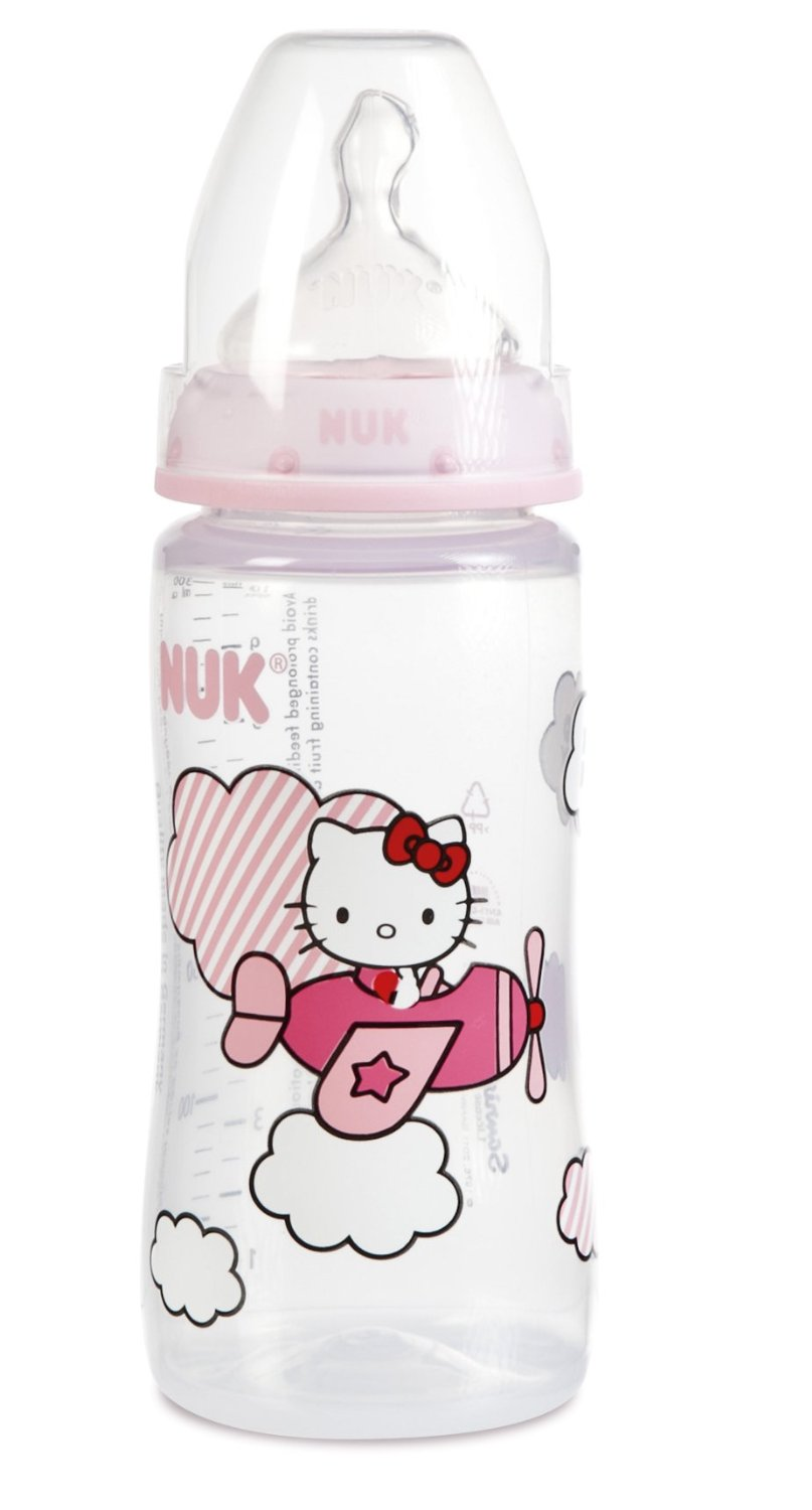 nuk hello kitty starter