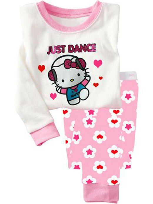 Hello Kitty Just Dance baby gap pyjamas