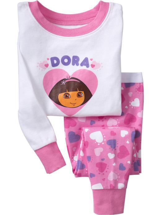 baby gap Dora pyjamas