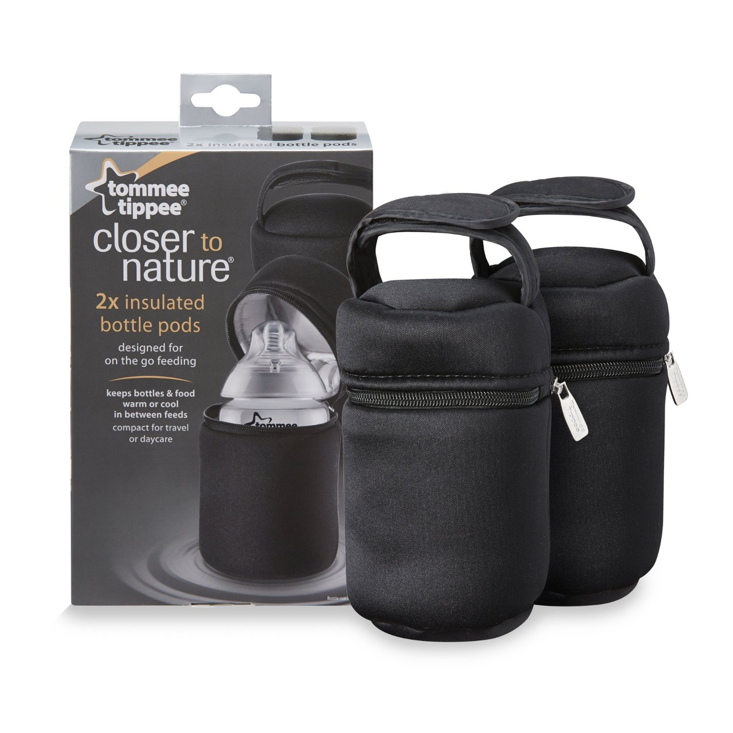 tommee tippee insulated carrier bag