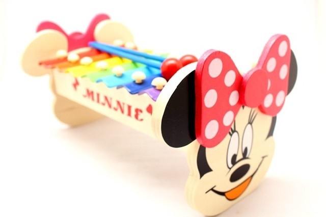 Minnie wooden xylophone