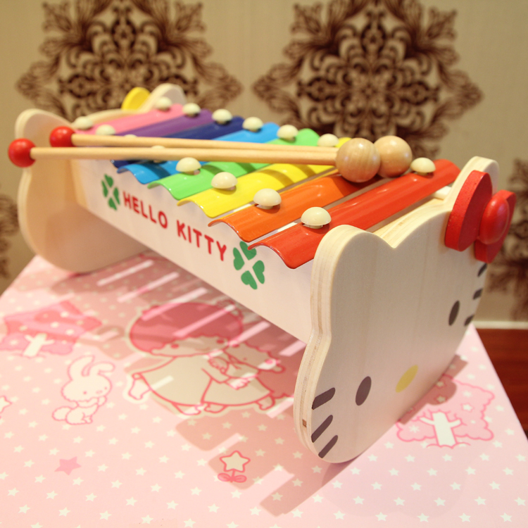 Hello Kitty  xylophone