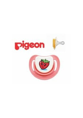 Pigeon Silicone Pacifier Step 1 (0-5 months)